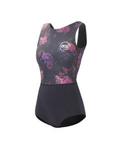 PICTURE CURVING EICOPRENE NEW IRIS SWIMSUIT