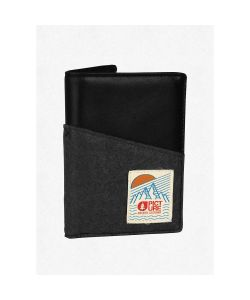 PICTURE DOMMY BLACK WOOL WALLET