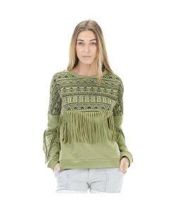 Picture Eleonore Green Women's Crew