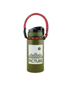 Picture Galway Army Green Bottle