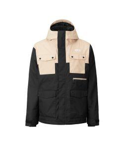 Picture Hidli Black Men's Snow Jacket