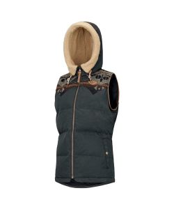 Picture Holly Black Women's Vest