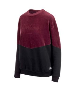 Picture Ilona Burgundy Women's Crew