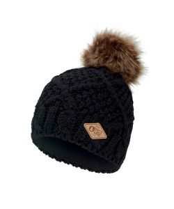 Picture York Black Beanie