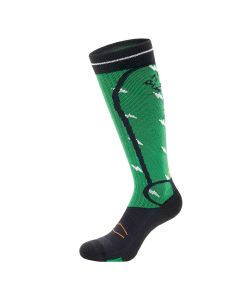Picture Magical Green Snow Socks
