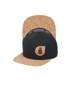 Picture Narrow Black Hat