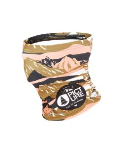 Picture Neckwarmer Pink Camountain