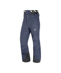 Picture Object Dark Blue Men's Snow Pants