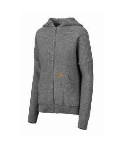 Picture Pilow Grey Women's Zip Hoodie