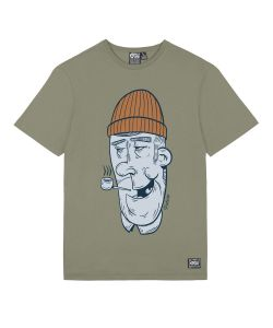 Picture Pipe Dusty Olive Ανδρικό T-Shirt