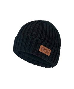 Picture Ship Black Beanie