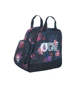 PICTURE SHOE BAG FLOWER PRINT