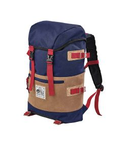 PICTURE SOAVY 18L DARK BLUE BACKPACK