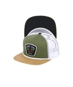Picture Tampa Trucker Green