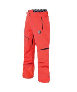 PICTURE TRACK RED SNOW PANT