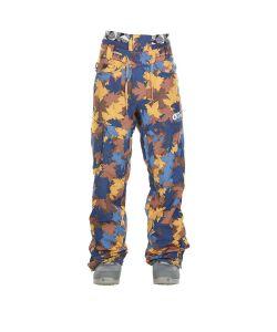 Picture Under Blue Camo Men's Snow Pants