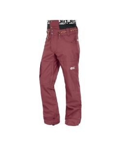 Picture Under Ketch Up Men's Snow Pants