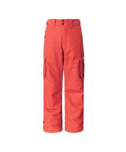 Picture Westy Hot Coral Kids Snow pant