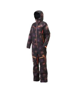 PICTURE XENA FLOWER PRINT WOMENS SNOW SUIT