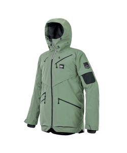 PICTURE ZEPHIR ARMY GREEN SNOW JACKET