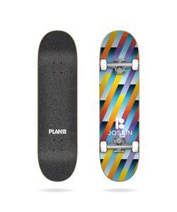 """Plan B Joslin Fades 8.125"""" Complete Skateboard"""