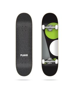 "Plan B Macro 8.25"" Complete Skateboard"