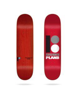 "Plan B Original Shecks 8.125"" Σανίδα Skateboard"