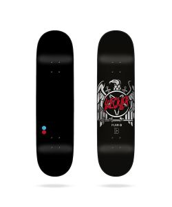 Plan B Sheckler Blood Red 8.25 Skate Deck