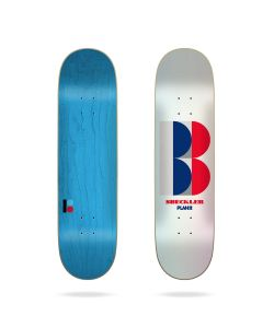 Plan B Sheckler Deco 8.25 Skate Deck