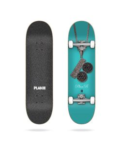 Plan B Team Chain 8.0'' Complete Skateboard