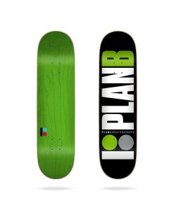 "Plan B Team Green 8.0"" Σανίδα Skateboard"