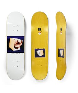 Polar Skate Co. Hjalte Hlaberg Isolation 8.0'' Skateboard Deck