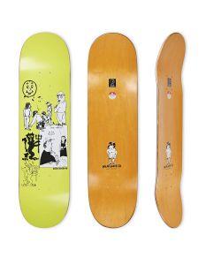 Polar Skate Co. Nick Boserio Year 2020 Moss Green 8.25'' Σανίδα Skateboard