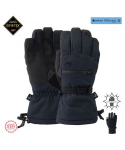 Pow W's Cascadia GTX Long Glove +WARM Black Γυναικεία Γάντια