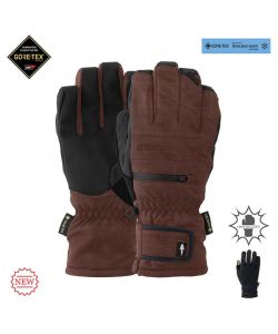 Pow Wayback GTX Short Glove +WARM Burnt Brick