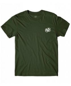 ROYAL MINI SCRIPT MILITARY T-SHIRT