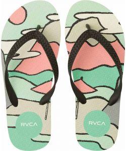 Rvca Sleeper Multi Men's Sandals