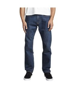 Rvca Weekend Denim Dark Indigo Men's Pants
