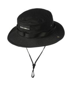 Rvca Bedwin Black Boney Hat