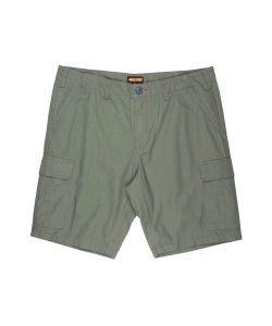 Santa Cruz Defeat Workshort Military Green Men's Shorts