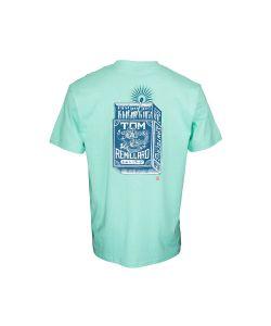 Santa Cruz Remillard Mako Matchbox Jade Green Ανδρικό T-Shirt