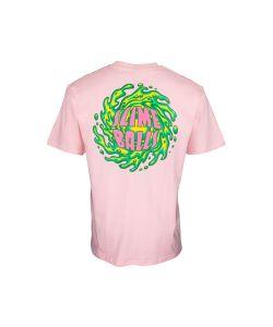 Santa Cruz Slimeballs Pink Ανδρικό T-Shirt