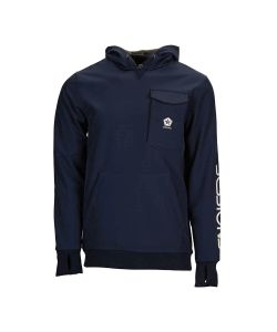 Sessions Dagger Graphic Navy Men's Hoodie