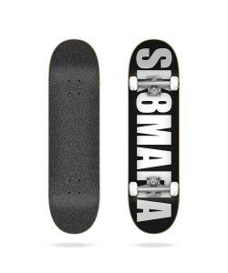 Sk8mafia OG Logo Black 7.87'' Complete Skateboard