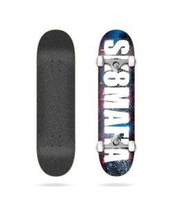 Sk8mafia Og Logo Stencil Pink & Blue 8.0 Complete Skateboard
