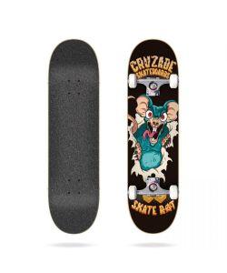 Cruzade Skate Rat 8.25 Complete Skateboard