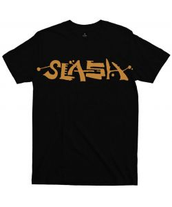 SLASH STRAIGHT T-SHIRT