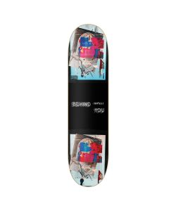 SOVRN BEHIND YOU 8.25 SKATE DECK