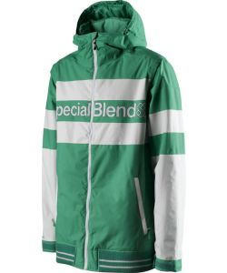 SPECIAL BLEND  UNIT HOMEGROWN OXYCOTTON SNOW JACKET