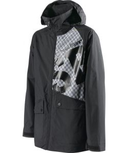 SPECIAL BLEND BEACON BLACKOUT SNOW JACKET